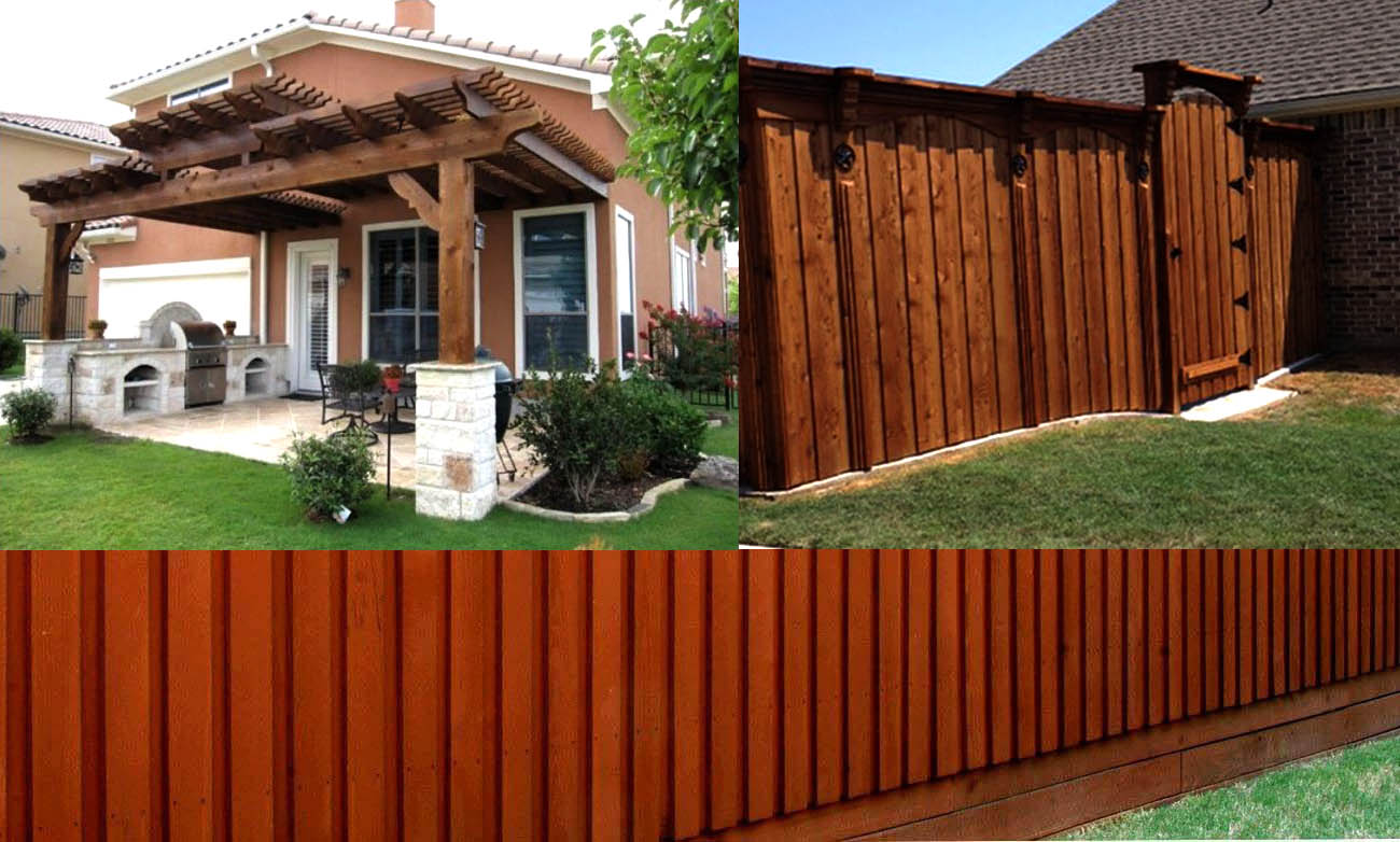Strong Fence and Deck